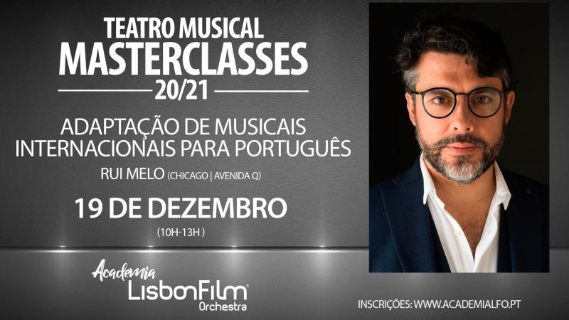 Adaptação de Musicais Internacionais para Português