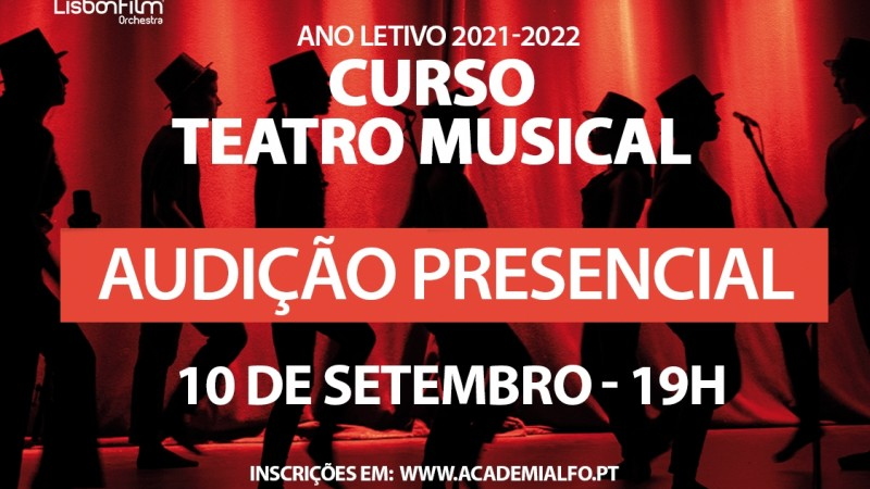 Curso de Teatro Musical - (3 anos)